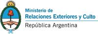 Ministerio de relaciones exteriores y culto en argentina