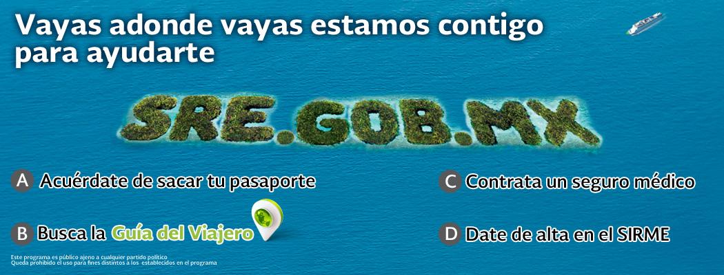 SRE.GOB.MX