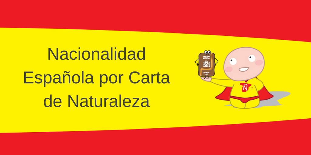 carta de naturaleza