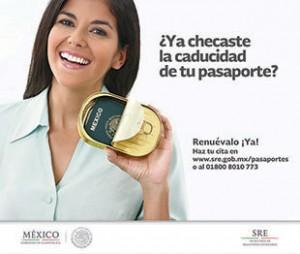 cita pasaporte caducidad