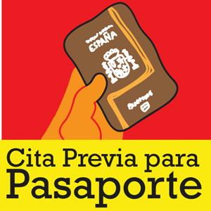 cita previa para pasaporte