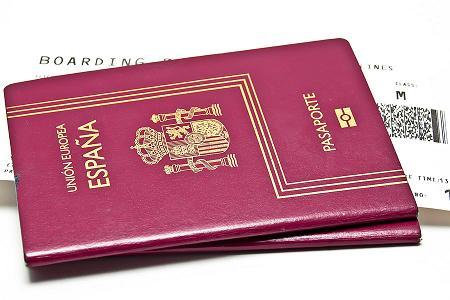 Pasaporte espa ol for Pasaporte ministerio interior