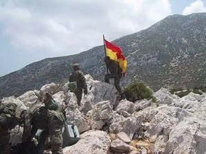 Extranjeros en el Ejército Español