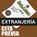 Cita previa Extranjería