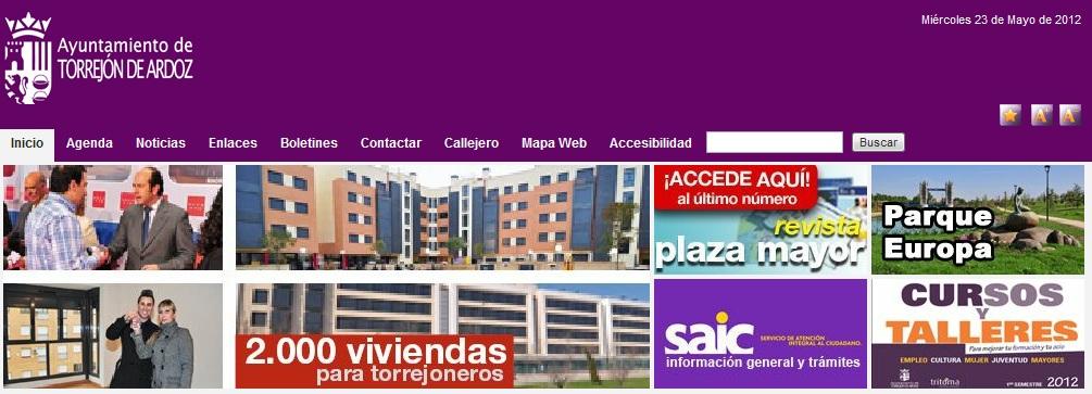 Ayuntamiento de torrej n de ardoz for Oficina de empleo torrejon de ardoz